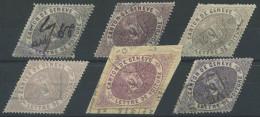 1487 - GENÈVE - Fiskalmarken - Steuermarken