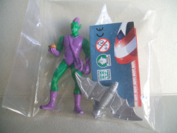 Figurine LE BOUFFON VERT (Norman Osborn) Marvel Heroes SPIDERMAN Neuf Sous Emballage - Spider-Man
