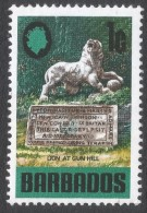 Barbados. 1970 Definitives. 1c MH. SG 399 - Barbados (1966-...)