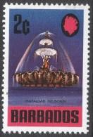Barbados. 1970 Definitives. 2c MH. SG 400 - Barbados (1966-...)