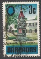Barbados. 1970 Definitives. 3c Used. SG 401 - Barbados (1966-...)
