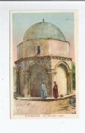 JERUSALEM THE ASCENSION CUPOLA 804 - Israele