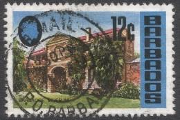 Barbados. 1970 Definitives. 12c Used. SG 407 - Barbados (1966-...)