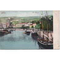 VCYTPA3810-LFTD4038.Tarjeta Postal De VIZCAYA.Edificios,arboles,montes,barcos En La RIA DE BILBAO.VISTAS - Vizcaya (Bilbao)