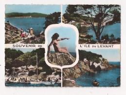 ( 83 ) CAMP DE NUDISTES ILE DU LEVANT - Otros Municipios
