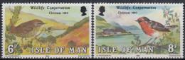 Isla De Man 1980 Nº175/76 Nuevo - Isla De Man