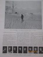 1910 Antarctique Expedition COMMANDANT CHARCOT Pole Nord Ile Petermann  Le Pourquoi-pas Arrivée à Rouen - Vieux Papiers