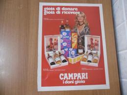 PUBBLICITà ADVERTISING CAMPARI - Other