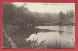 Landelies - L'ancien Lit De La Sambre Et Le Bois - Péniche - 1924 ( Voir Verso ) - Montigny-le-Tilleul