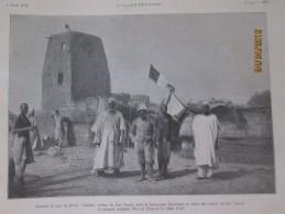 1910  Le Guet Apens De   BIR TAOUIL TCHAD  BAR  TAMA Tata De NIERY - Tchad