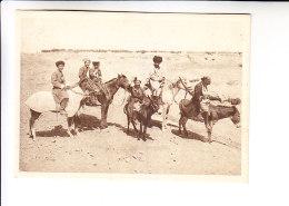 Middle Central Asia Russian Empire TURKMENISTAN TYPES - Turkmenistan