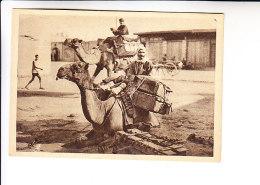 Middle Central Asia Russian Empire TURKMENISTAN Ashkhabad TYPES CAMELS - Turkmenistan
