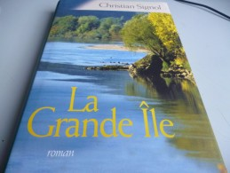 LA GRANDE ILE De CHRISTIAN SIGNOL - Livres, BD, Revues