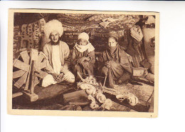 Middle Central Asia Russian Empire TURKMENISTAN Ashkhabad TYPES - Turkmenistan