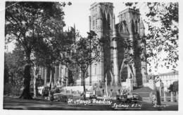 64Sma  Australie Sydney St Mary's Basilica - Sydney