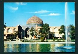 IRAN  -  Isfahan  Shaikh Lotfollah Mosque  Unused Postcard - Iran