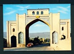 IRAN  -  Shiraz  Q'oran Gate  Unused Postcard - Iran