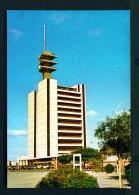 KUWAIT  -  Telecommunications Centre  Unused Postcard - Kuwait
