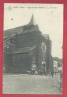 Diest - O.L.V. Kerk - Geanimeerd - 1921 ( Verso Zien ) - Diest