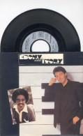 SP 45tours : PAUL McCARTNEY & STEVIE WONDER : Ebony And Ivory (1982) - Soul - R&B