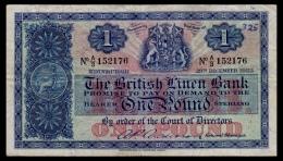Scotland 1 Pound 1955 P.157d F - 1 Pound