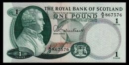 Scotland 1 Pound 1967 UNC- - [ 3] Scotland