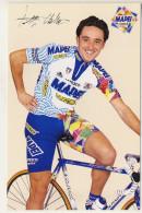 MATTEO  FRUTTI -EQUIPE  MAPEI  N1002 - Cyclisme