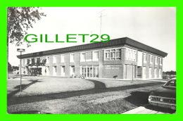 SAINT-PIERRE-LES-BECQUETS, QUÉBEC - FOYER ROMAIN BECQUET - CIRCULÉE EN 1987 - ANIMÉE VIEILLE VOITURE - - Quebec