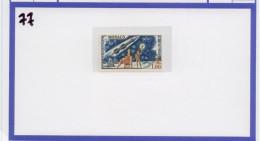 T77 Monaco 1964 Filatelia Spazio Universo Piramidi Philatec Space Universe Pyramids ** - Space