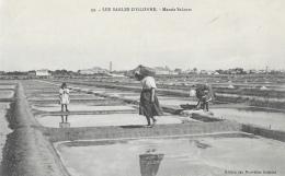 Paludiers - Les Sables D´Olonne (Vendée) - Marais Salants - Edition Des Nouvelles Galeries - Carte N°99 Non Circulée - Other