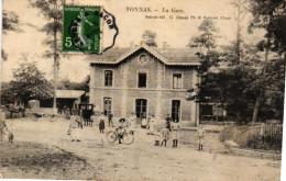 VONNAS - La Gare - France