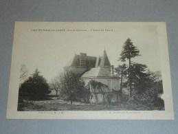 CASTELNAU-SUR-GUPIE - CHATEAU DE PALARD - 47 LOT ET GARONNE (O) - Autres Communes