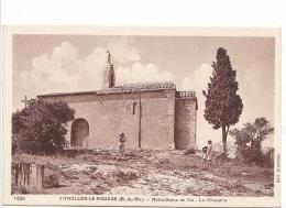 25744 VITROLLES-LE-ROUCAS - Chapelle Notre Dame De Vie -1225 Chapon - - Non Classés