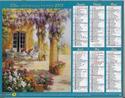 Calendrier Des Postes ,saone Et Loire 2013 - Grand Format : 2001-...