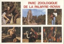 CPM - PARC ZOOLOGIQUE DE LA PALMYRE ROYAN - Multivues - Edition Artaud - Animaux & Faune