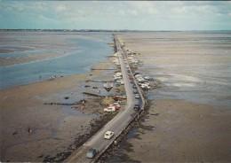 85---ILE DE NOIRMOUTIER---le Passage Du Gois Vue D'avion--voir 2 Scans - Ile De Noirmoutier