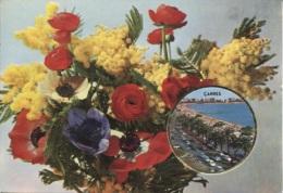 CPM - CARTE PARFUMEE VALLAZUR - GRASSE  - Parfum De FRAGONARD - Edition Pub - Publicité