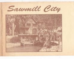 SAWMILL City Laper Road Smiths Creek Michigan Etats Unis - Carte Terrain Golf Point Hole Trou  Moulin
