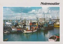 85---ILE DE NOIRMOUTIER---le Port De L'HERBAUDIERE--voir 2 Scans - Ile De Noirmoutier