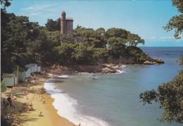 85---ILE DE NOIRMOUTIER--plage De L'anse Rouge--voir 2 Scans - Ile De Noirmoutier