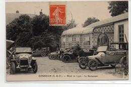 Essonne : Dourdan : Parking De L' Hôtel De Lyon - Dourdan