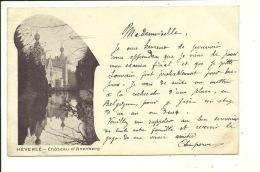 Heverle Chateau D´Arenberg ( 1899 ) - Leuven