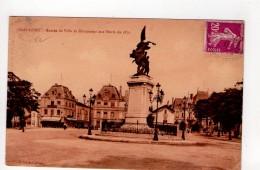 CPA/RAS900/CHAUMONT ENTREE DE VILLE MONUMENT AXU MORTS DE 1870 - Chaumont