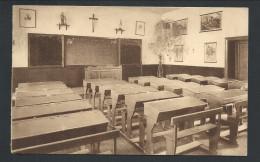 CPA - VELTHEM - VELTEM - Maison Mère Des Religieuses Annonciades - Une Classe - Nels   // - Herent