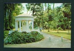 INDONESIA  -  Bogor  Mrs Raffless's Tomb  Unused Postcard - Indonesia