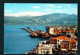 LEBANON  -  Beirut And Mount Sanin  Used Postcard As Scans - Lebanon