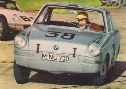 BMW 700 Rallye  -  Pilote: Hans Stuck  -  CPM - Rally's