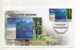 POLYNESIE ENVELOPPE 1° JOUR DU 26 AOUT 2005 DE PAPEETE - FDC