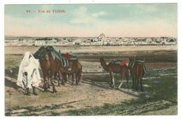 Tunisie // Vue De Tunis - Tunisie