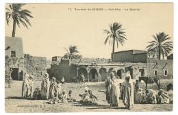 Algérie //Environ De Biskra- Sidi Okba-Le Marché - Algérie